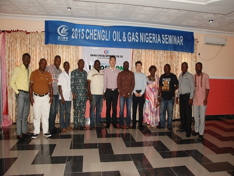 Hold the Africa oil and gas summit
