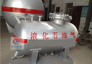 5000Liters Liquid Propane Storage Tanks for Sale