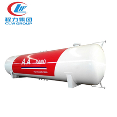 50cbm Liquid Propane Storage Tanks for Sale