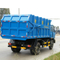 CLW Dongfeng 4X2 190hp 15CBM Docking Garbage Truck