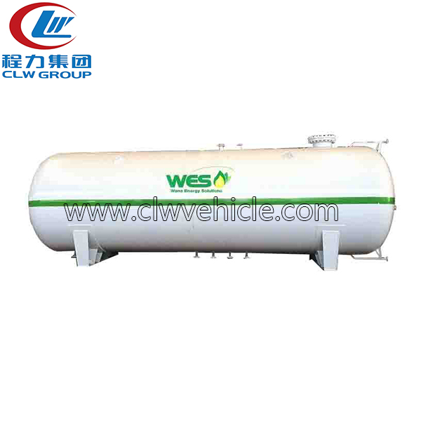 40CBM 10500 Gallon Quality Steel Liquid Propane Gas Storage Tanks LPG Bulk Tank