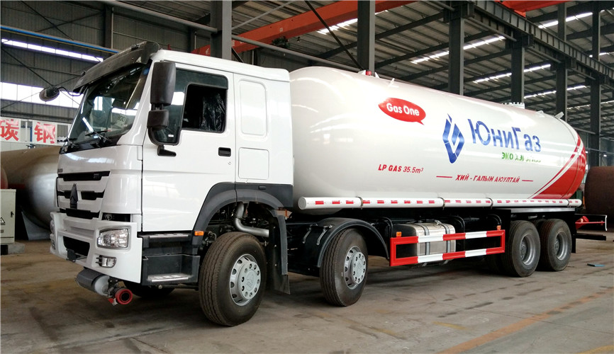 Regulation of Loading and Unloading of LPG Truck for LPG Station