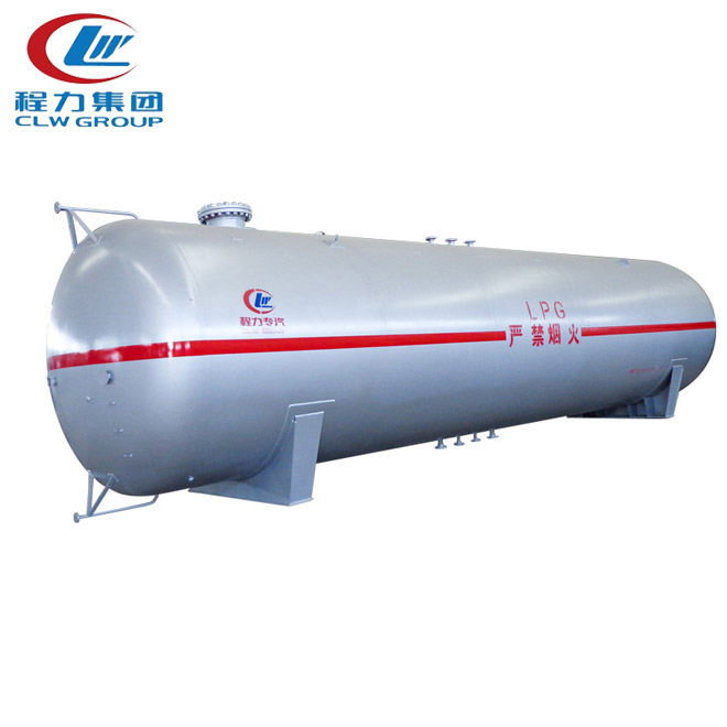 What is an lpg tank