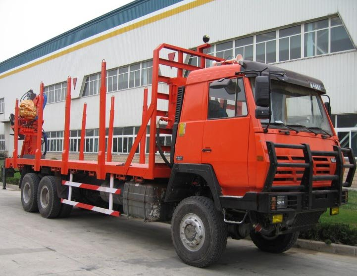 CLW Brand New 40Tons 50tons 60 tons Logging Truck Transport 18m Wood