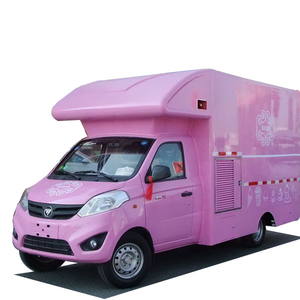 2018 New Design Coffee Ice Cream Trailer Beer Drink Food Van Mobile Street Truck