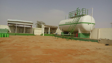 Overseas Engineering Support Customized Service 5Tons 20Tons 25Tons 30Tons 50Tons 100Tons LPG Filling Gas Plant