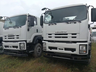 ISUZU VC 46 350 HP Prime Mover TRACTOR HEAD for semi trailer