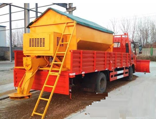 Introduction of Snow Removal Truck
