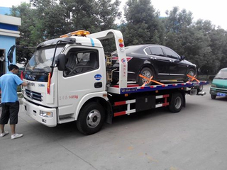 Emergency Car Resucue Tow Truck