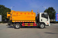 How to effectively avoid the harmful effects of dung suction truck